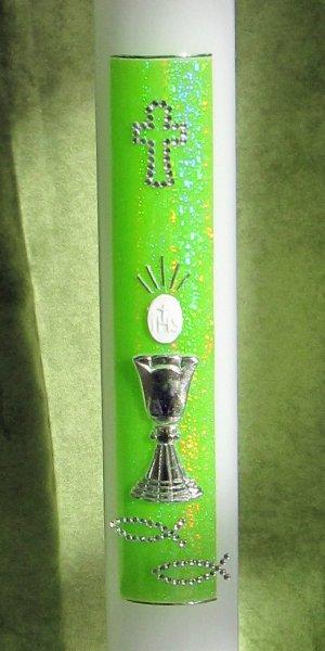 Grün-Silber