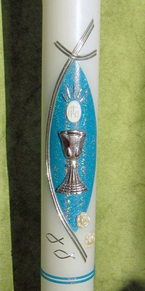 Türkis-Silber