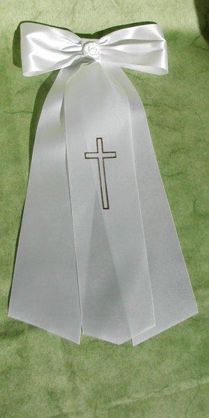 Weiß Kreuz Gold