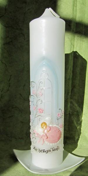 Rosa-Silber