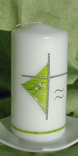 Tischkerze Sailing