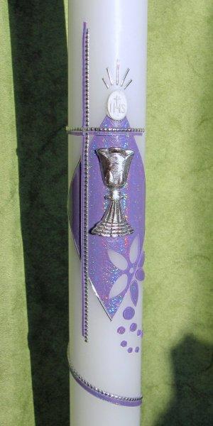 Flieder-Silber